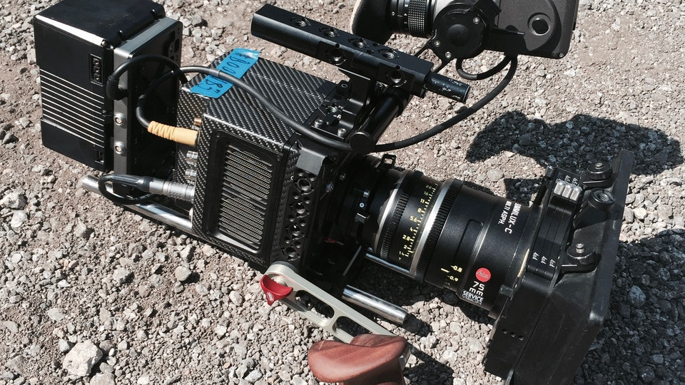 BEN JOINER ASC - LEXUS IS 2017 On Leica Summilux-C