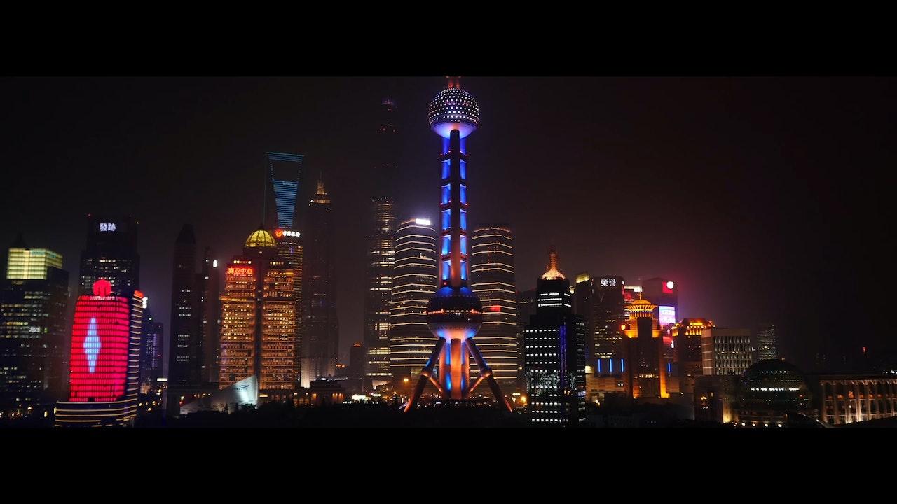 Jaguar F-Pace Shanghai -