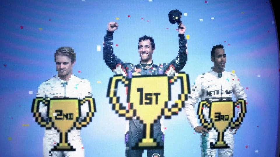 BBC F1 - Japan Prix Opener 2014