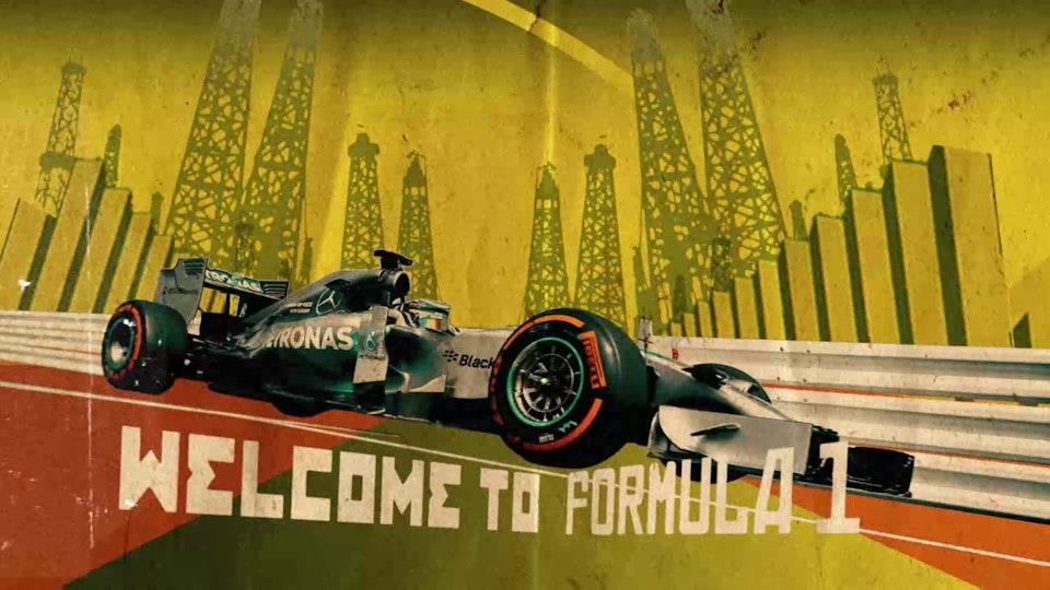 BBC F1 RUSSIA