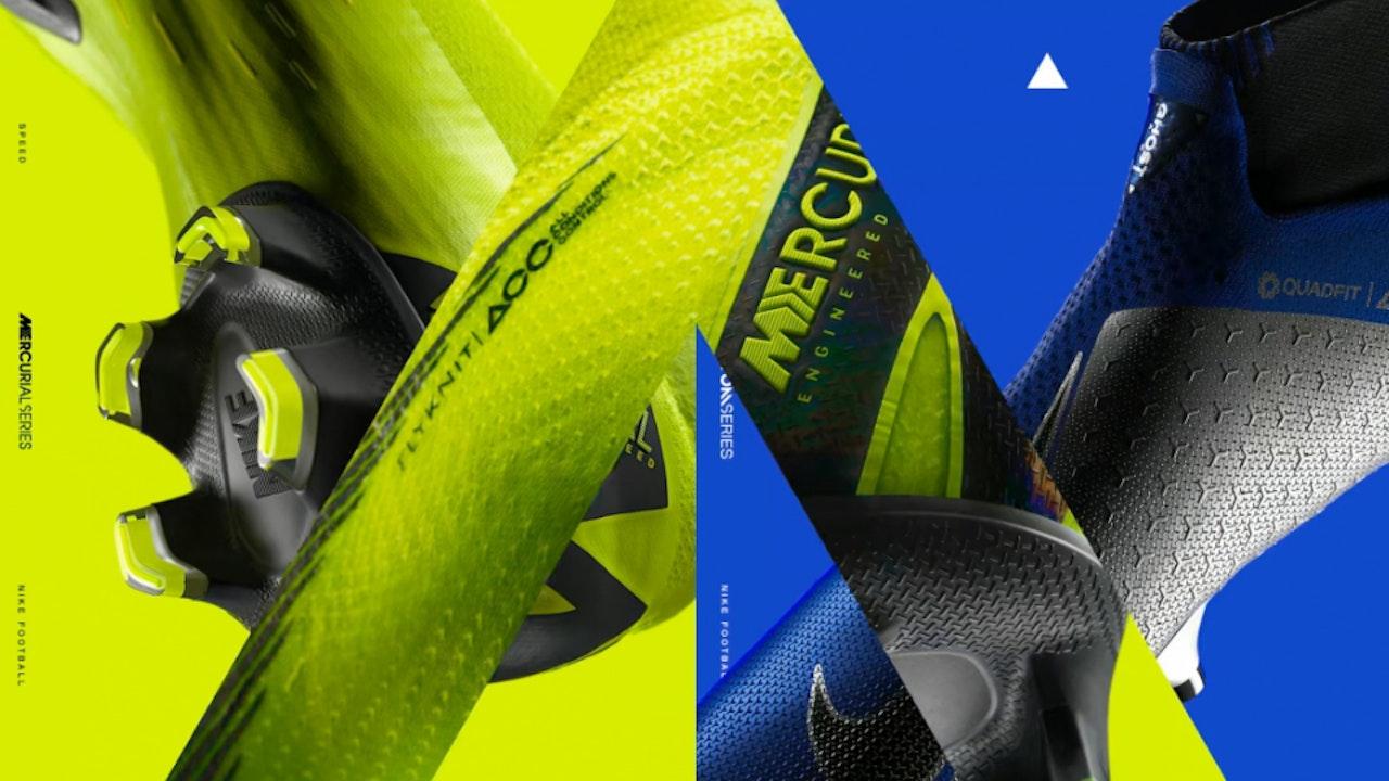 Nike. Always Foward -