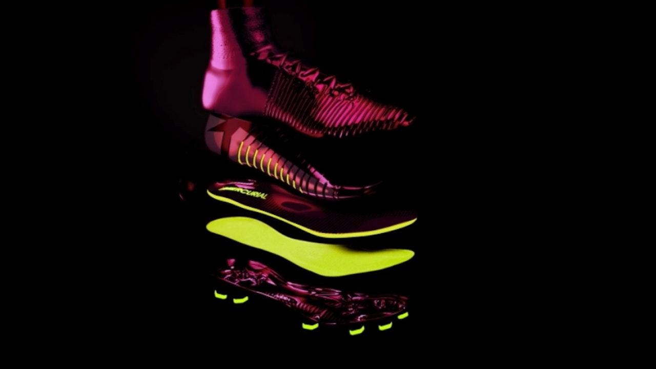 Nike Mecurial SuperflyV -