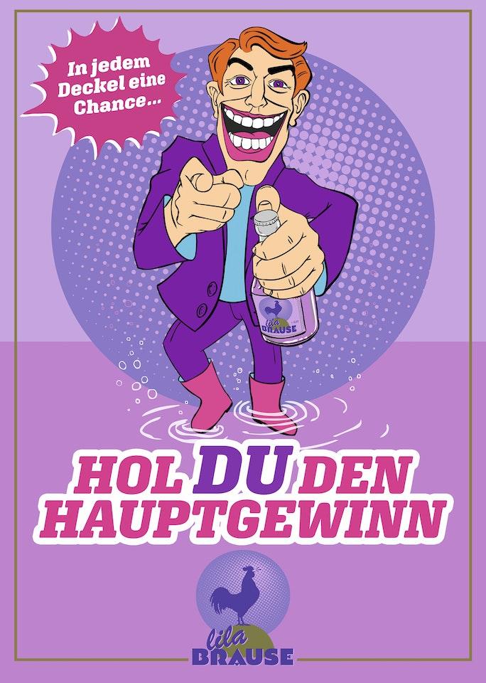 A4_Poster_Mann_Flasche_Hauptgewinn