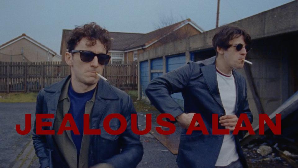 Jealous Alan