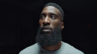Black Men's Beards