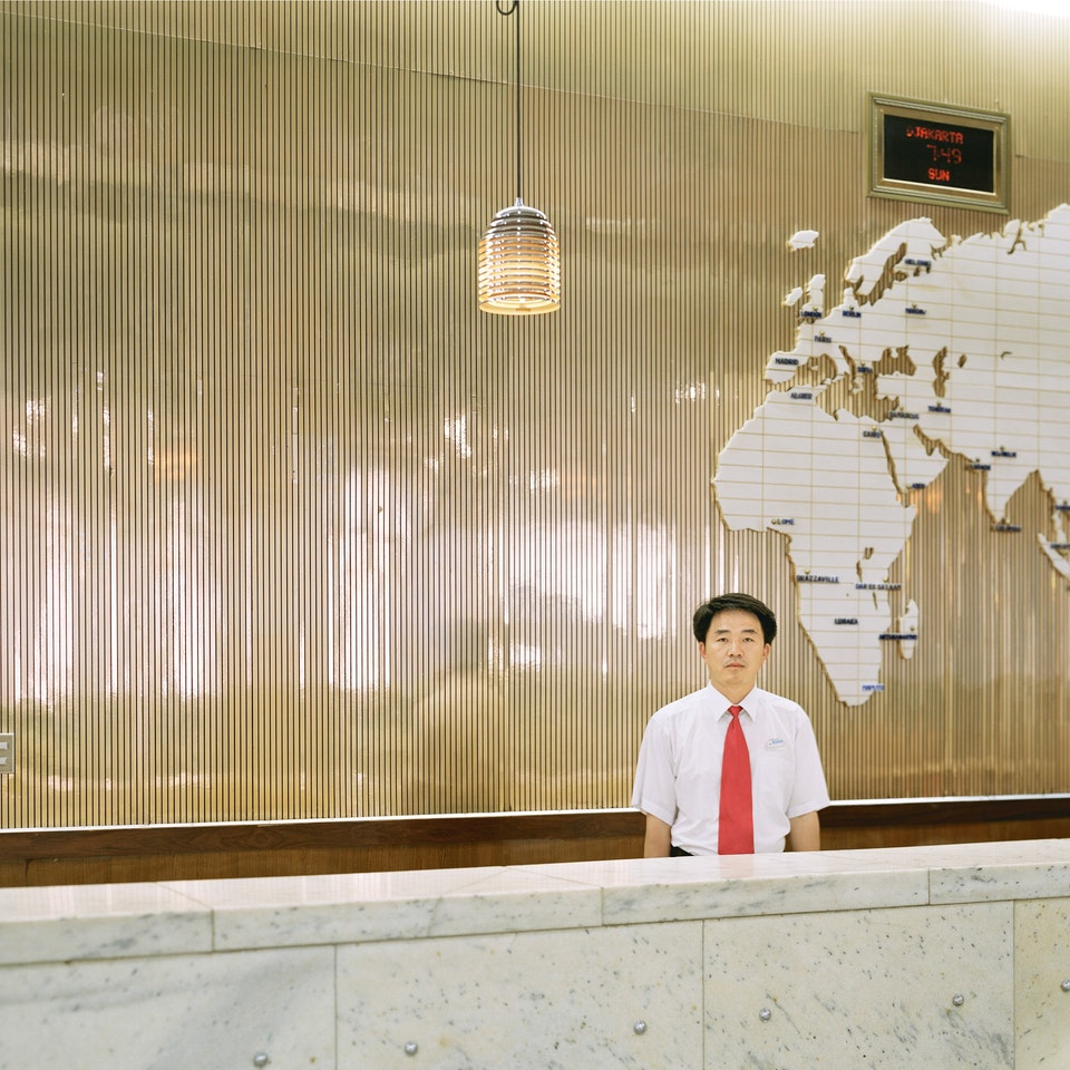 Welcome to Pyongyang charlie-crane-1662-1407285550