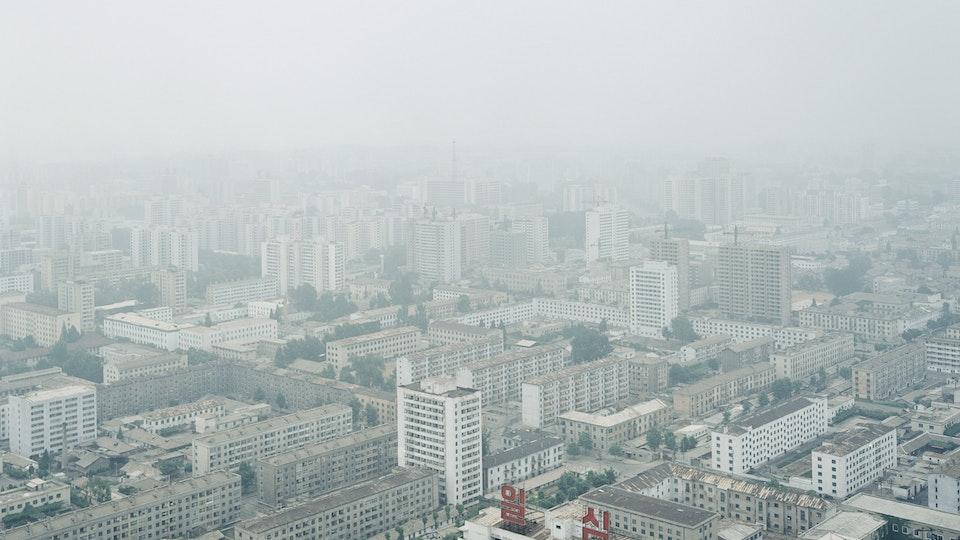Charlie Crane - Welcome to Pyongyang