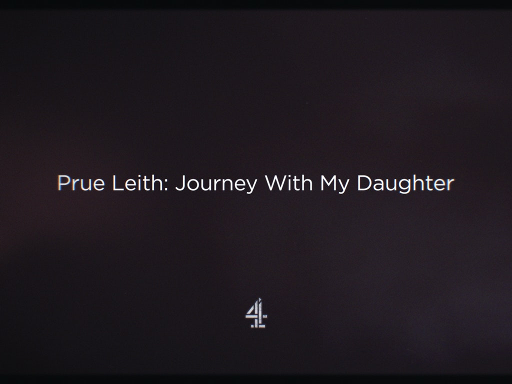 Prue Leith: Journey with My Daughter. Title Sequence