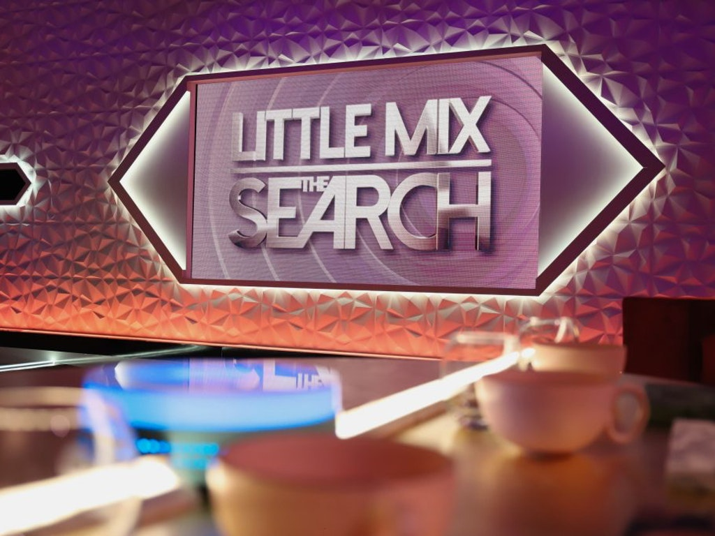 LITTLE MIX - The search | Live show visuals