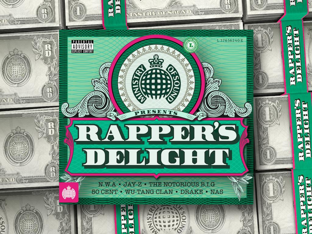 Rapper's Delight TVC