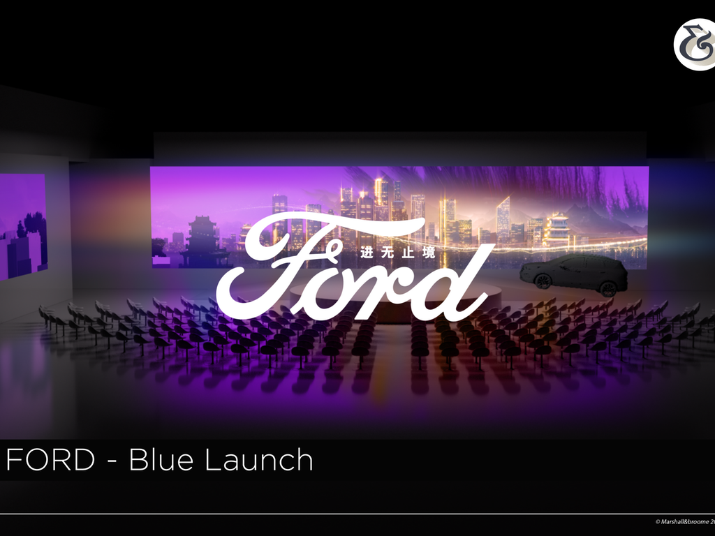 FORD LAUNCH EVENT