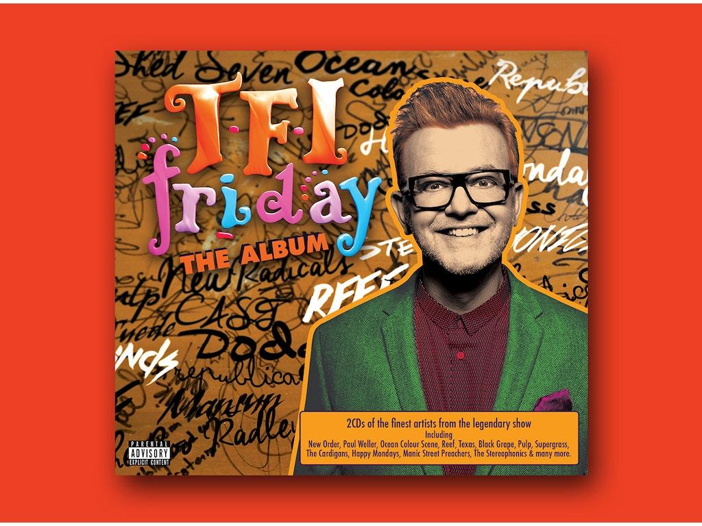 TFI Friday The Album