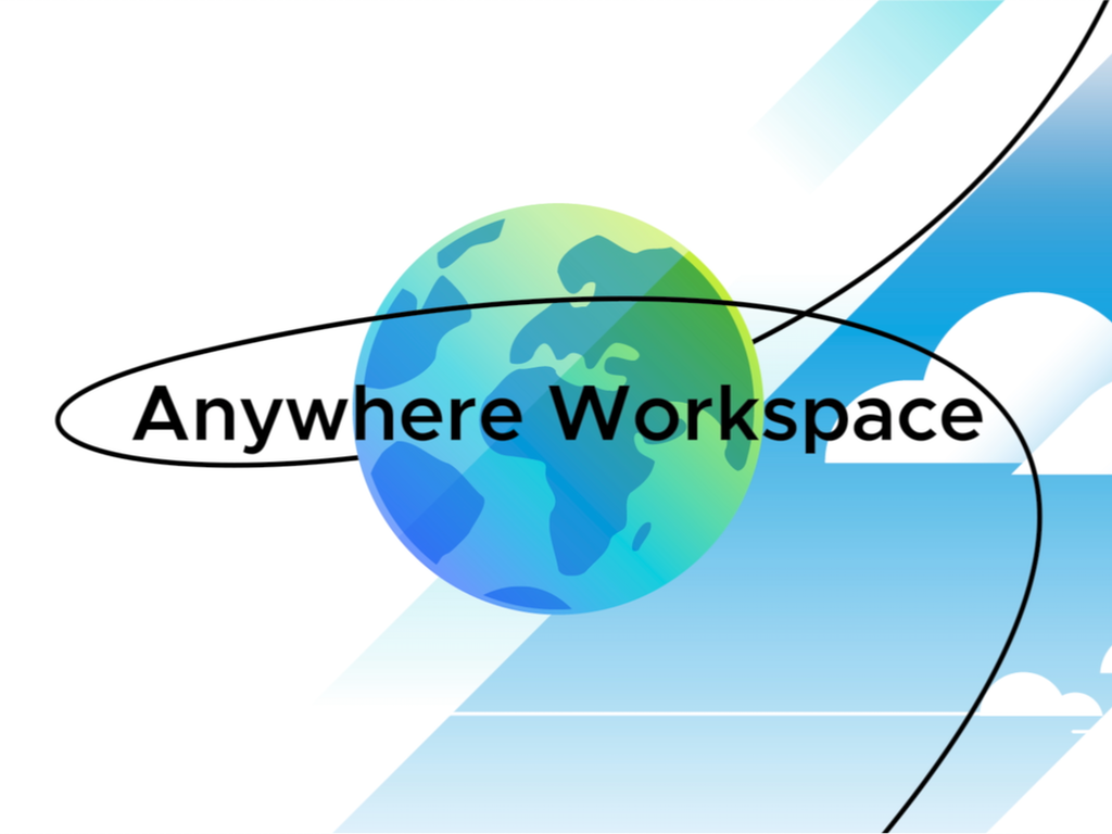 VMware - Anywhere Workspace Event