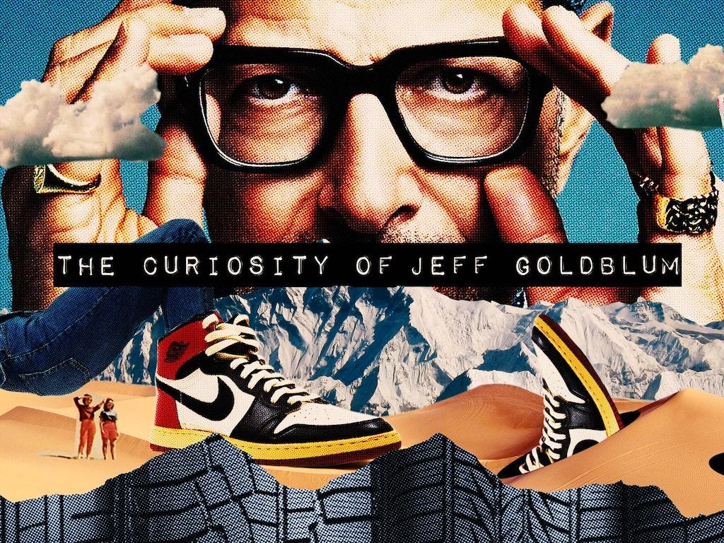 The Curiosity of Jeff Goldblum - Pitch