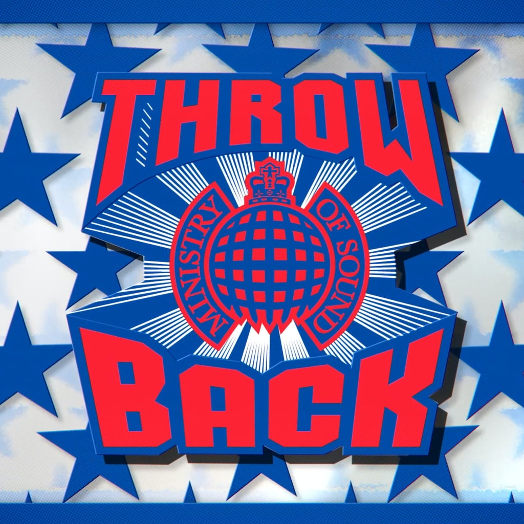 Ministry Of Sound - Throwback Party Jamz