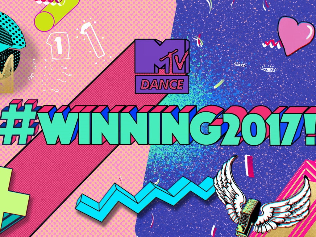 MTV #WINNING GFX PACKAGE
