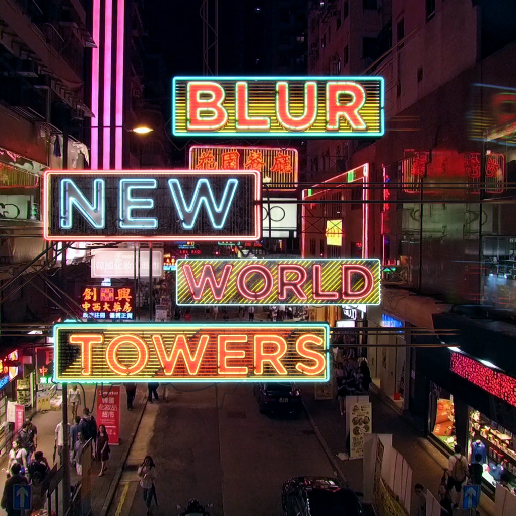 Blur - New World Towers - Opening titles
