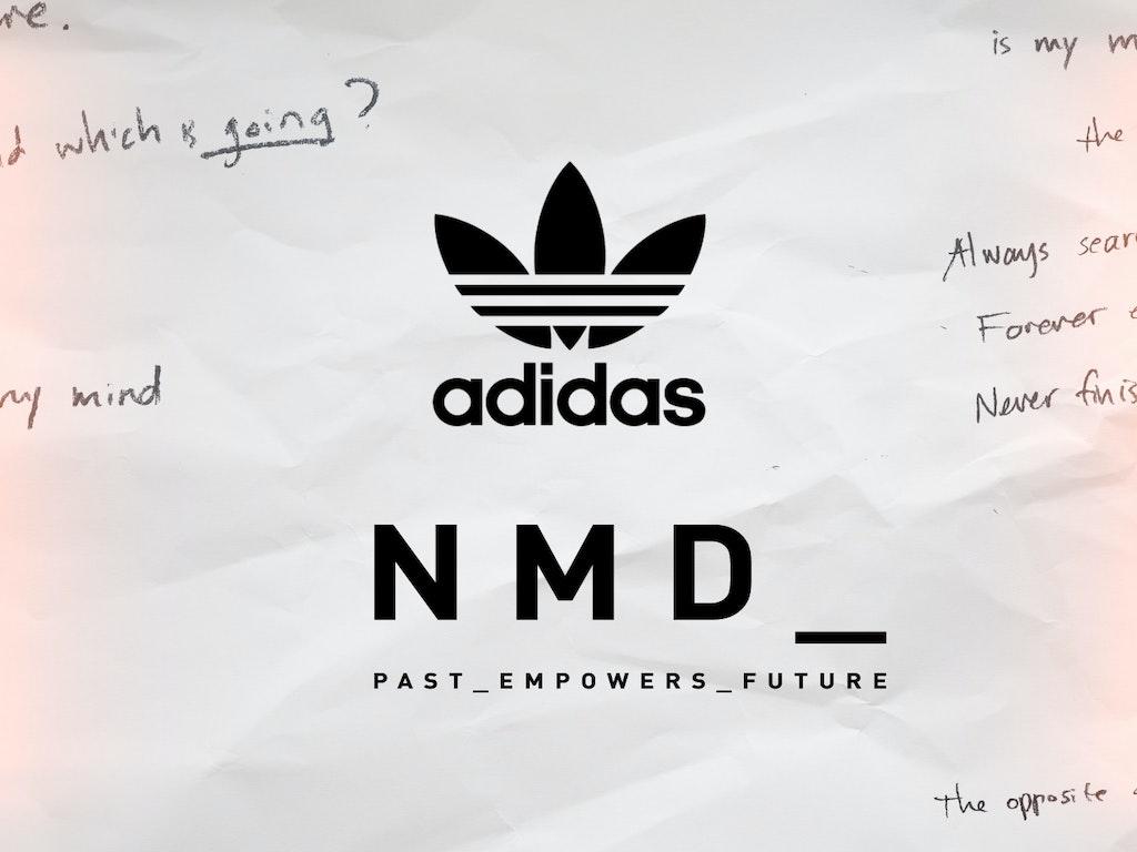 ADIDAS NMD X 18MONTROSE