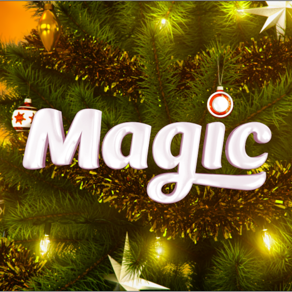Magic TV Christmas Idents