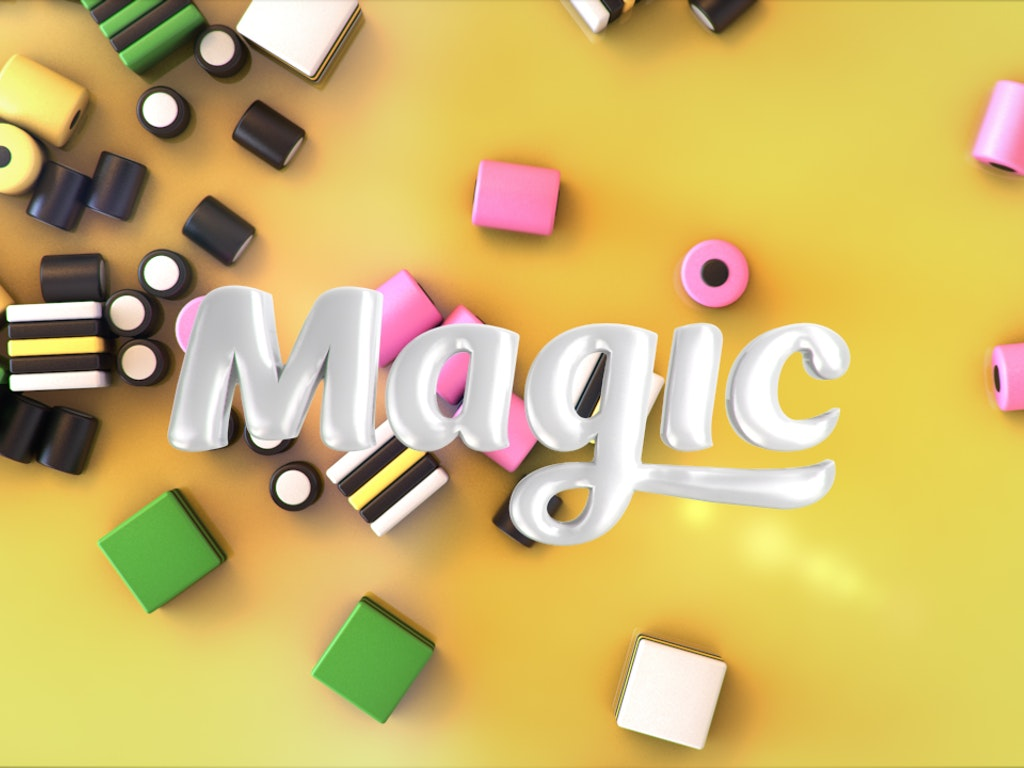 Magic TV Rebrand: idents