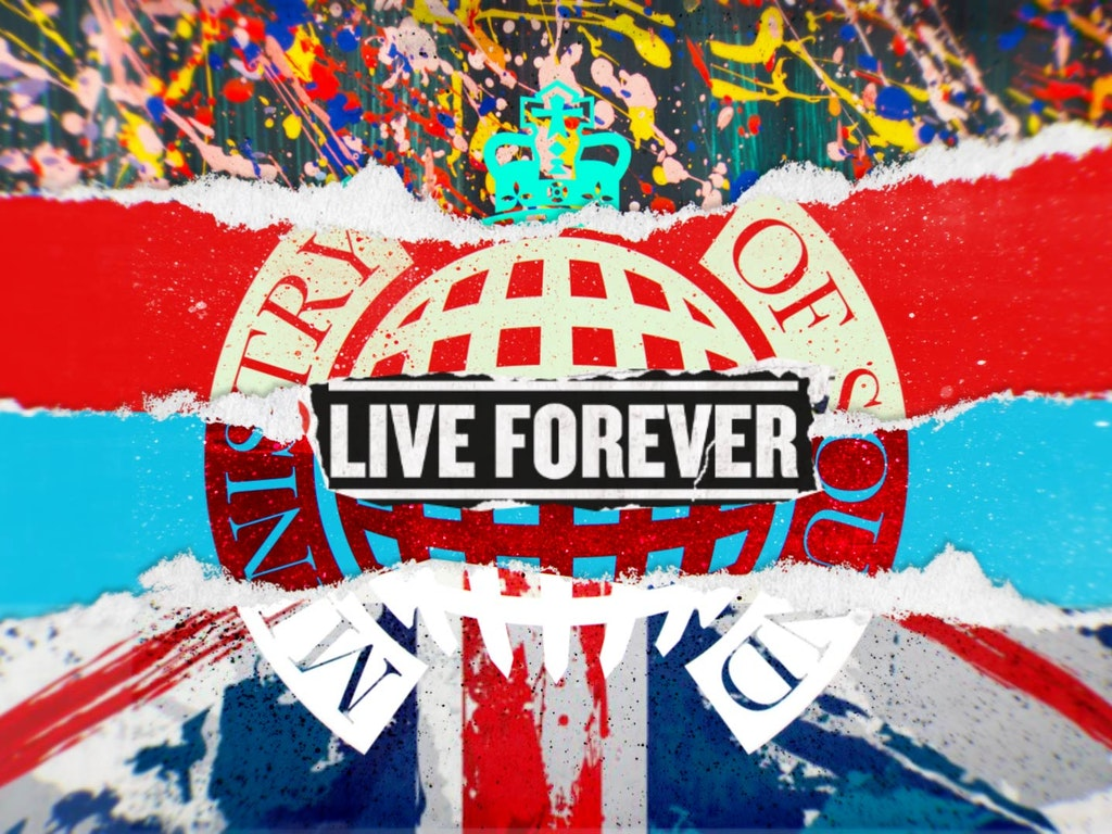 Ministry Of Sound - Live Forever TVC