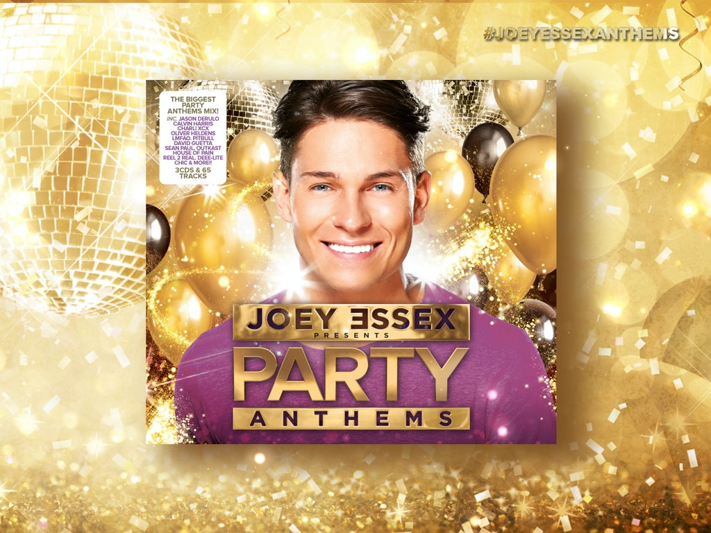 Joey Essex Party Anthems