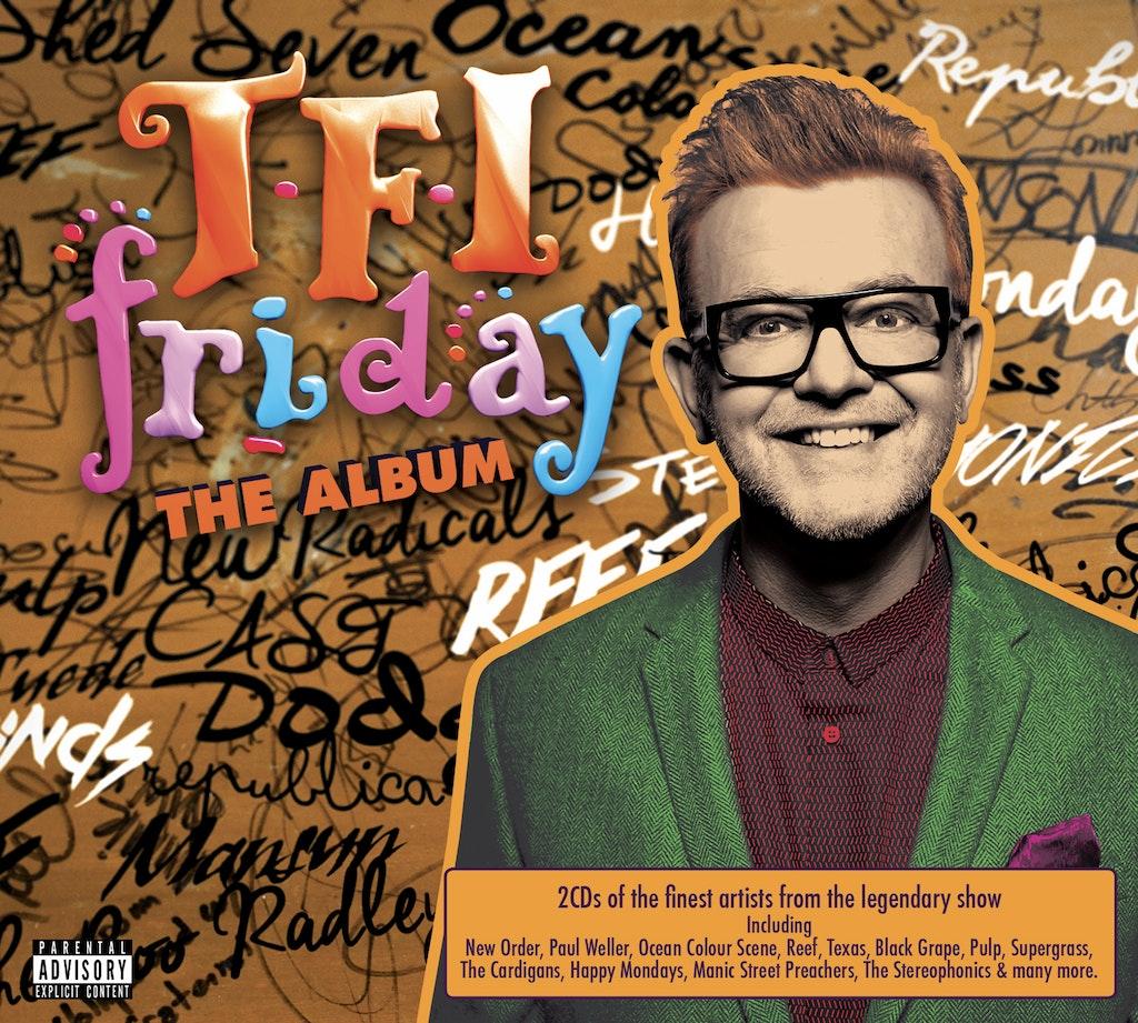 TFI The Album artwork