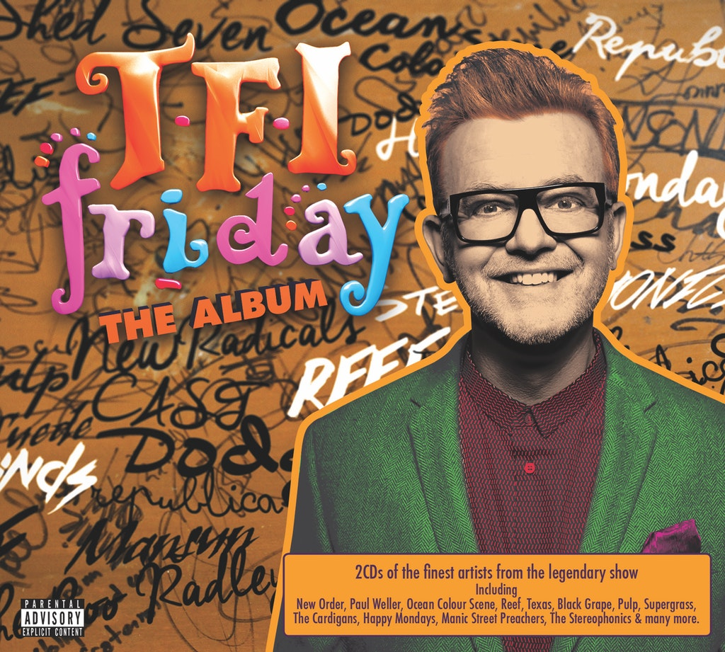 TFI The Album artwork