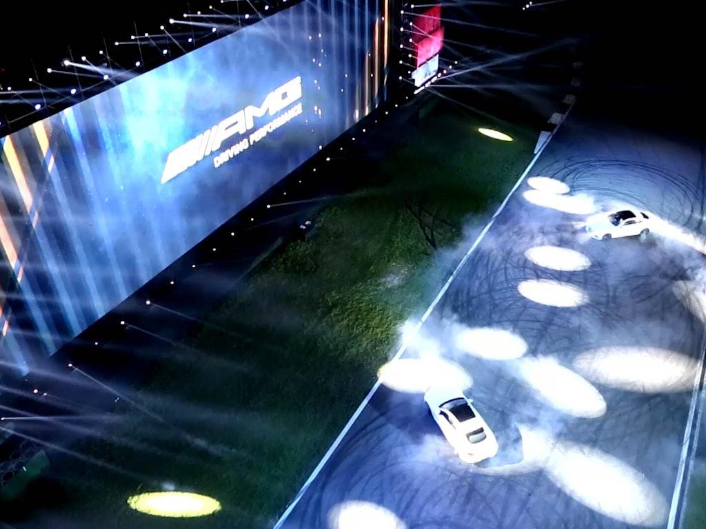 Mercedes AMG Shanghai launch