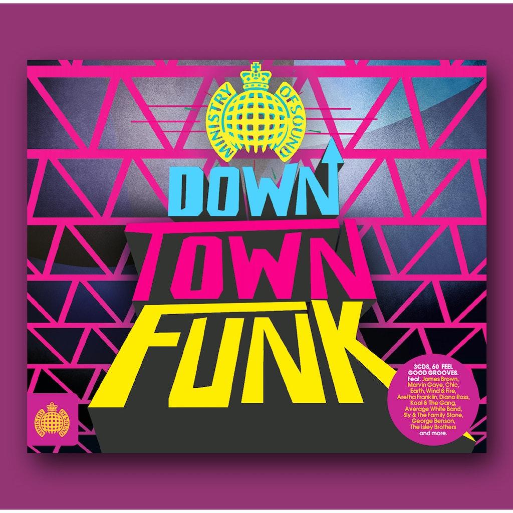 Artwork - Down Town Funk