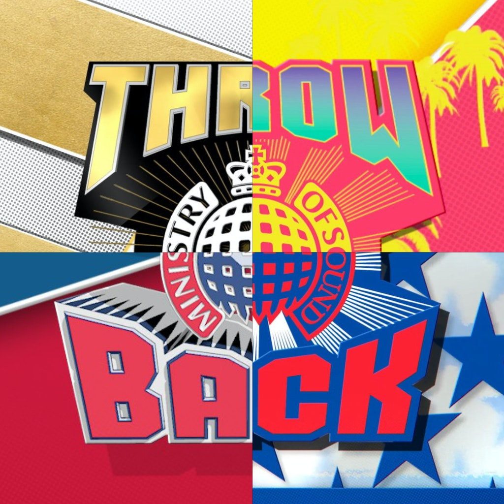 Ministry Of Sound - Throwback Series