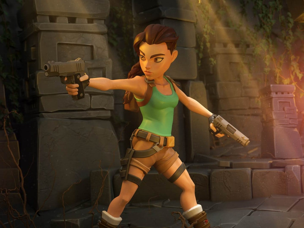 Tomb Raider: Reloaded.