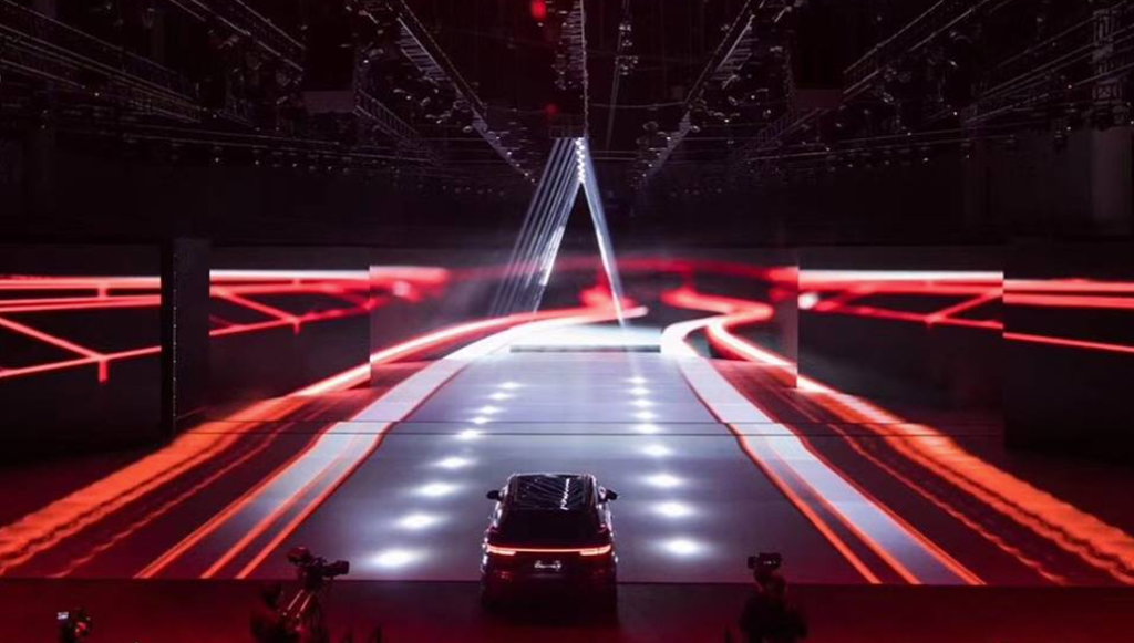 Porsche Cayenne Launch