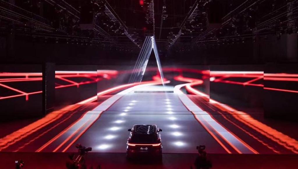 Porsche Cayenne Launch