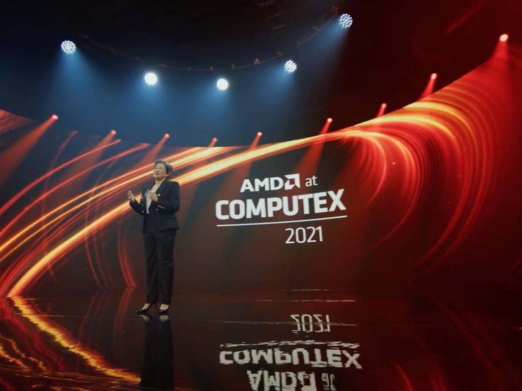 AMD Keynote @Computex 2021