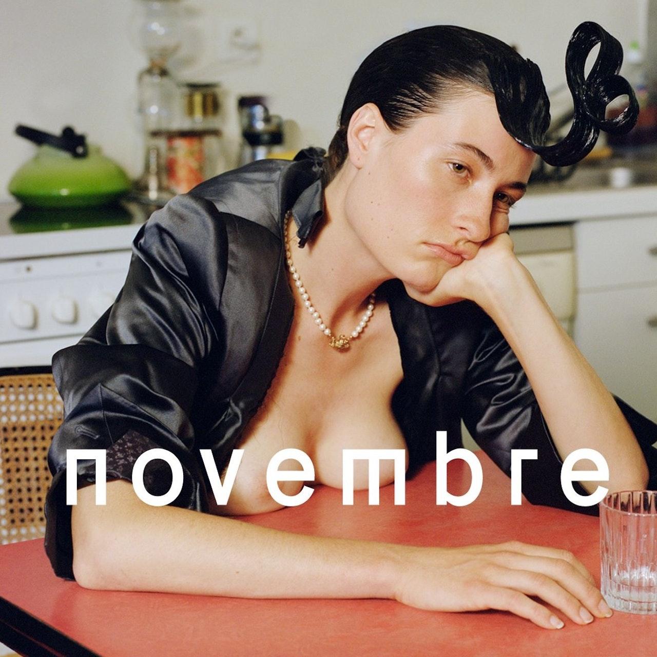 Novembre Magazine x Lil Miquela