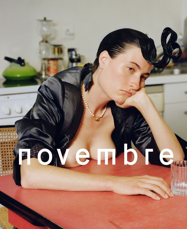 Novembre Magazine x Lil Miquela_Art Direction