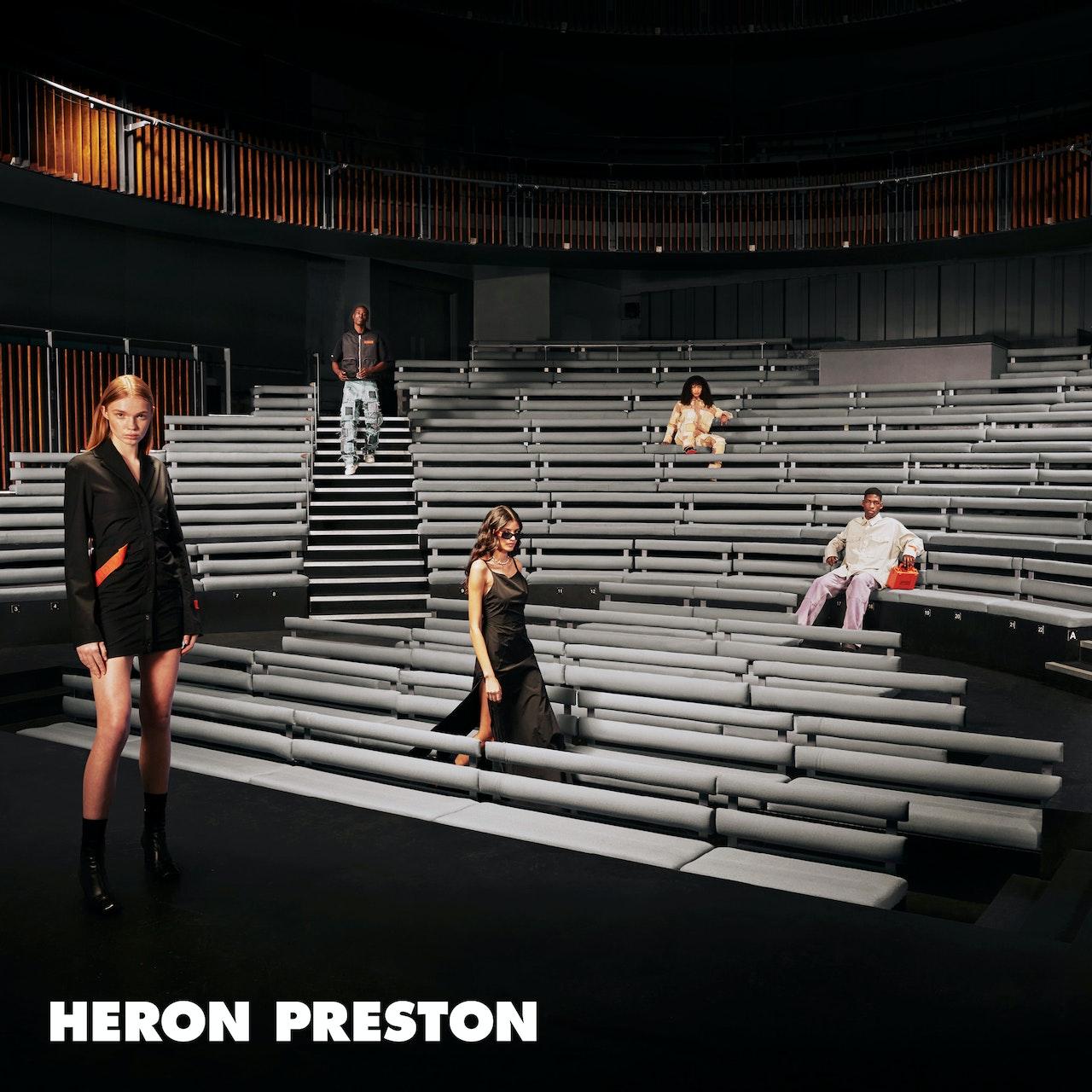 Heron Preston SS21