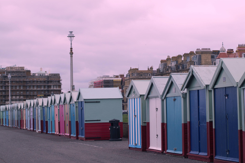 Rebecca's Picture of Hove Beach Huts