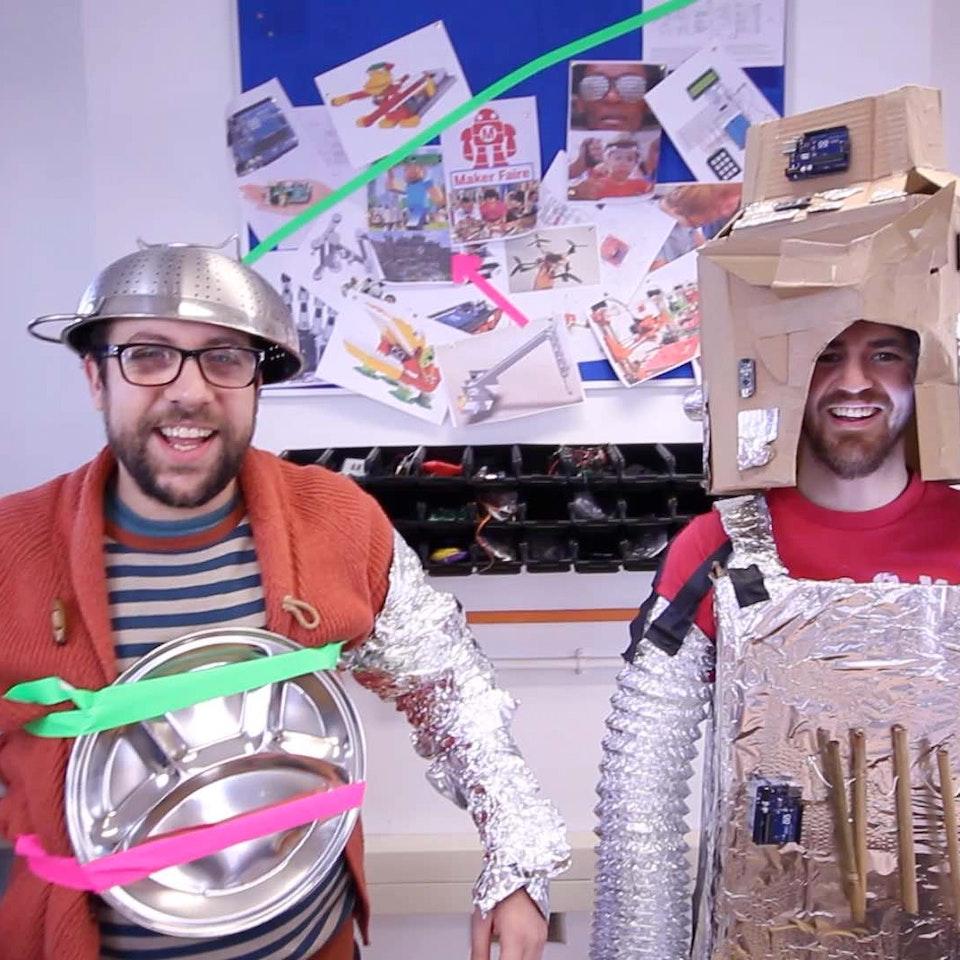 Big Egg Films - Video Production, Brighton + London. - Brighton Makerlab