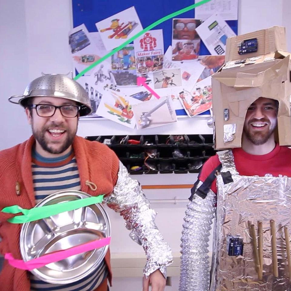 Big Egg Films - Video Production, Brighton - Brighton Makerlab