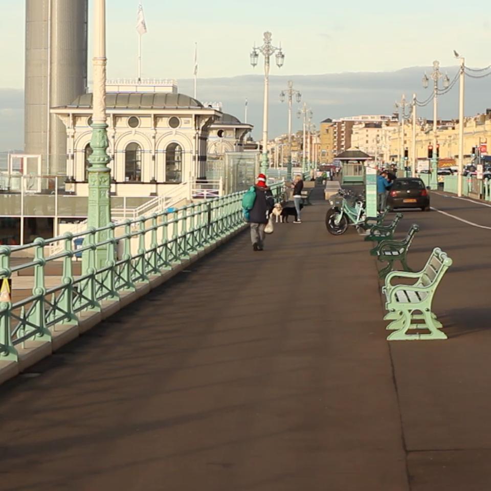Big Egg Films - Video Production, Brighton. - Brighton Housing Trust Christmas Appeal Update