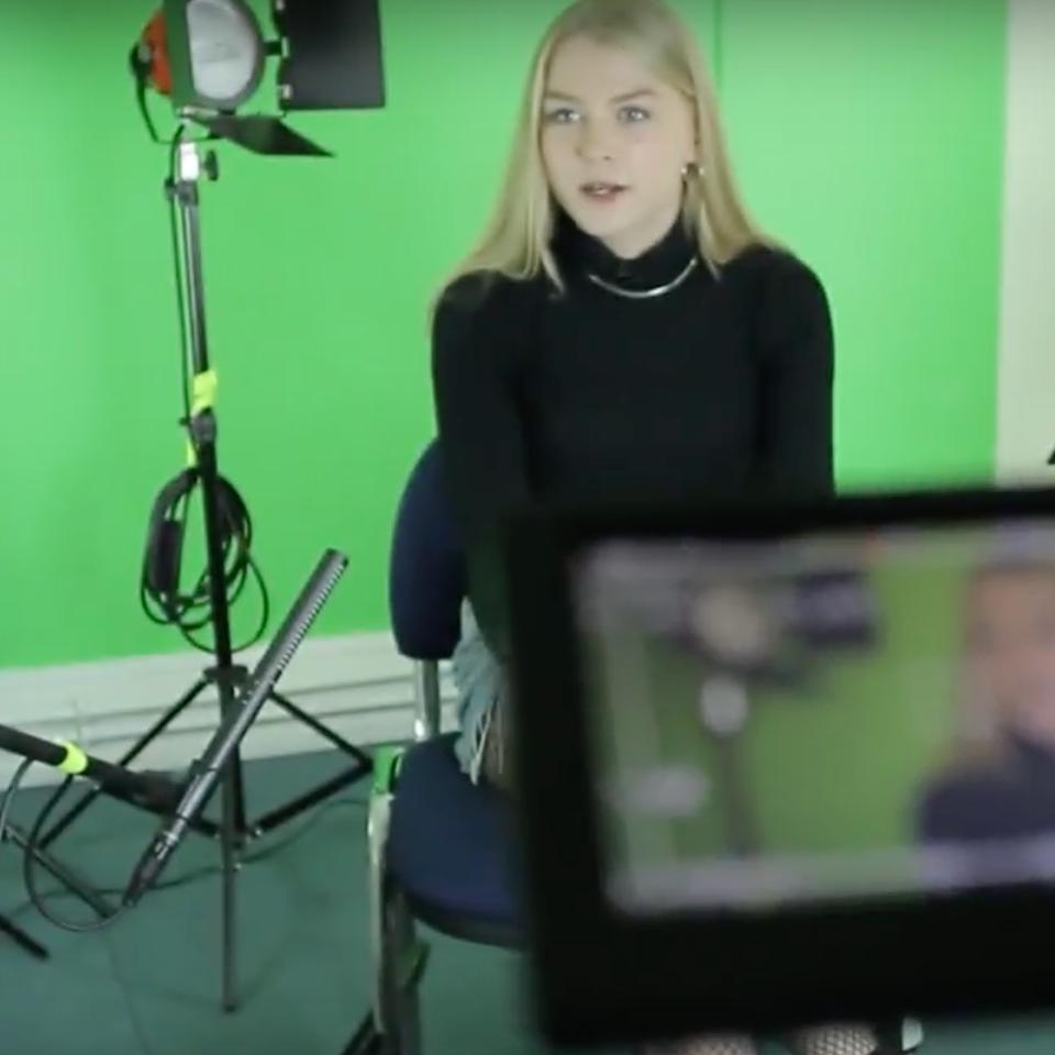 Big Egg Films - Video Production, Brighton + London. - DV8 College Promo
