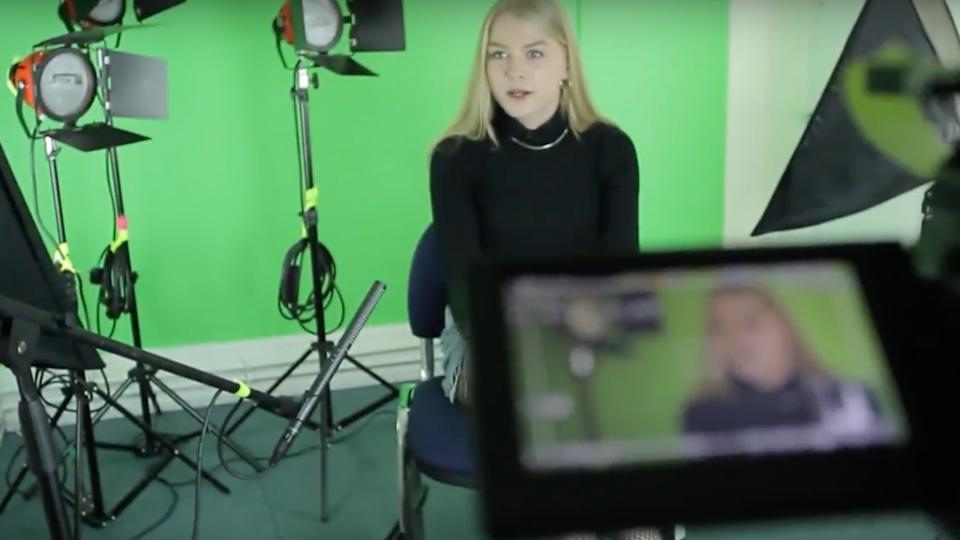 Big Egg Films - Video Production, Brighton. - DV8 College Promo