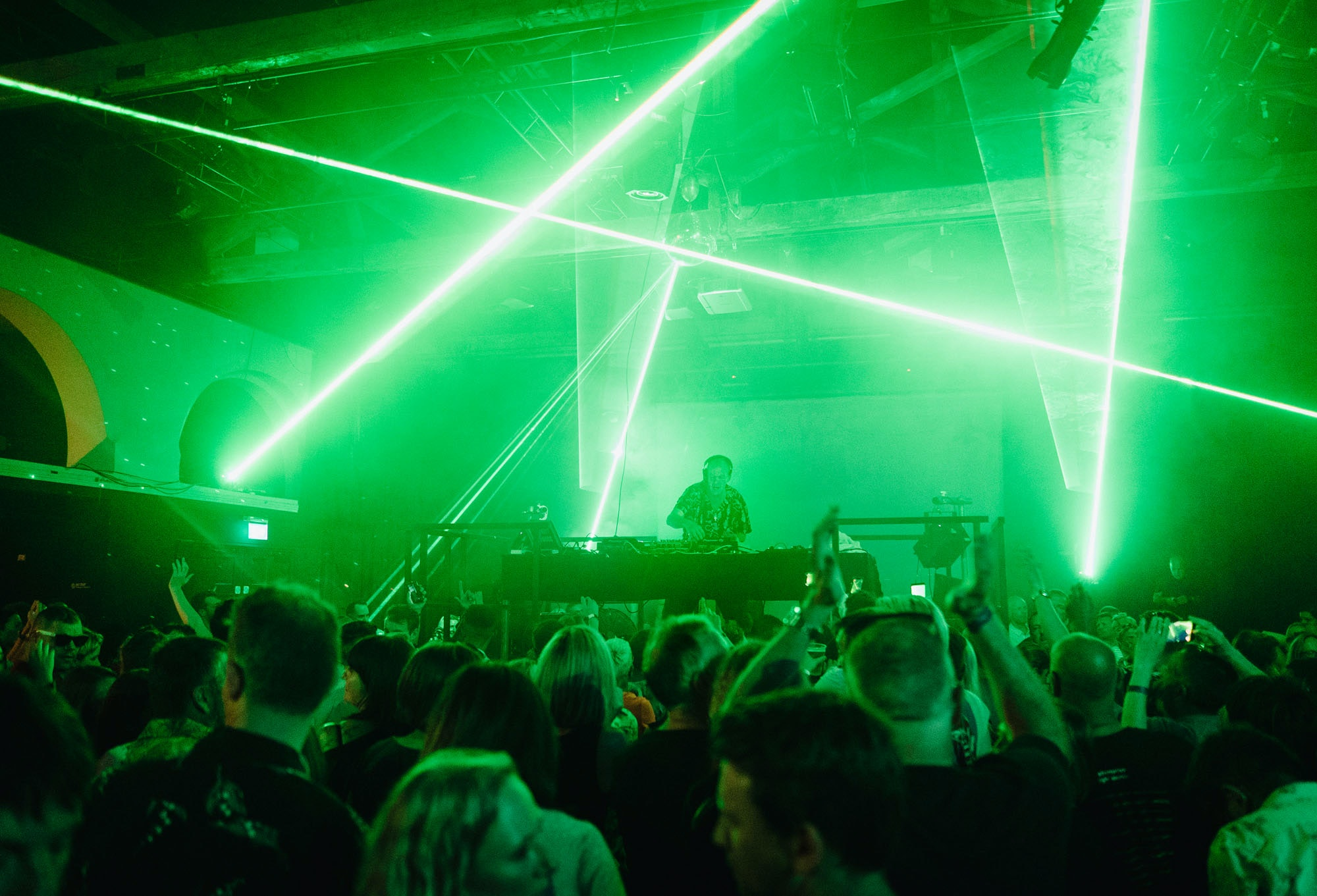 Fatboy Slim plays The Old Market supporting Gig for a Gig scheme