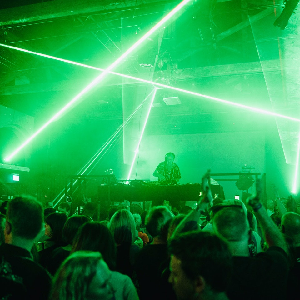 Big Egg Films - Video Production, Brighton. - Fatboy Slim plays The Old Market supporting Gig for a Gig scheme