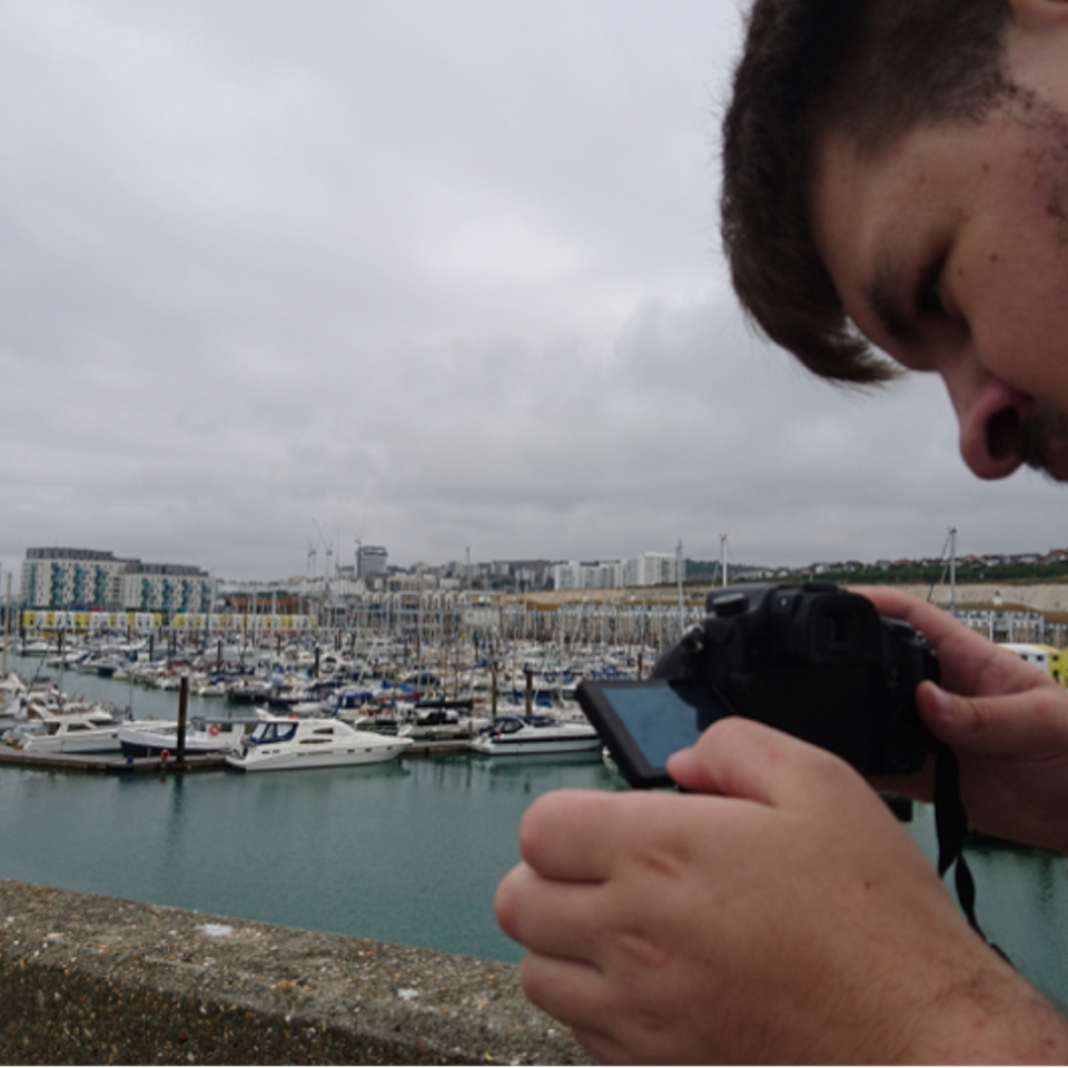 Big Egg Films - Video Production, Brighton. - Work experience week with Olly