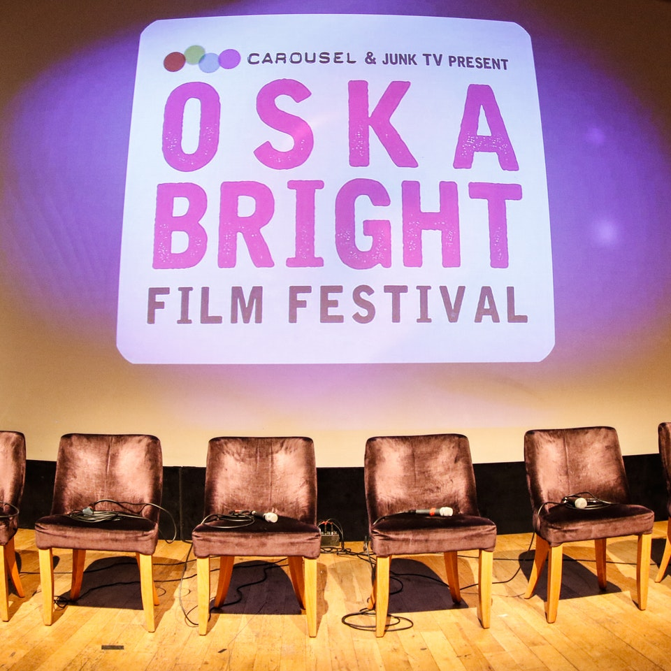 Big Egg Films - Video Production, Brighton. - Oska Bright Film Festival