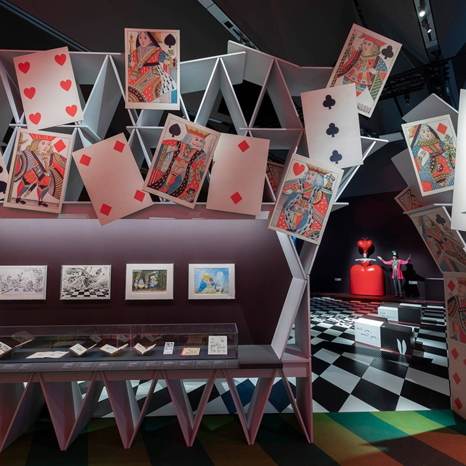 Big Egg Films - Video Production, Brighton. - A Journey Through the Looking Glass: A Review of The V&A Exhibition 'Alice: Curiouser and Curiouser'