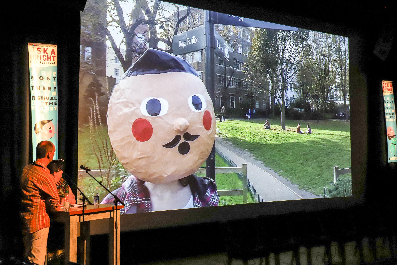 Oska Bright Film Festival Brighton Pavillon Gardens